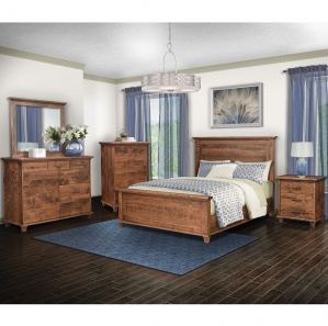 Sabine Amish Bedroom Furniture Set