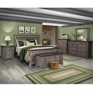 Old Tyme Amish Bedroom Set