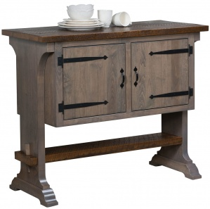 Arcadian Country Amish Sideboard