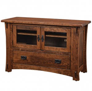 Old Tyme Amish TV Stand