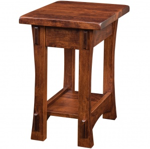 Old Tyme Amish Chairside Table
