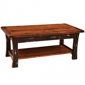 Old Tyme Amish Coffee Table