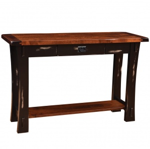 Old Tyme Amish Sofa Table