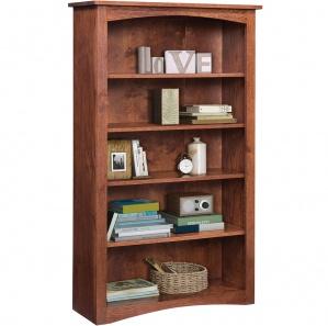 Shaker Quick Ship Amish Bookcase