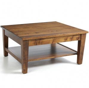 Ellis Avenue Square Amish Coffee Table