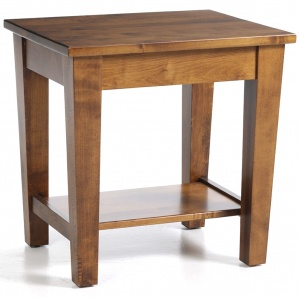 Ellis Avenue Amish End Table