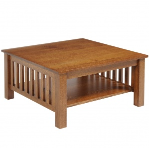 Willowbrook Square Amish Coffee Table