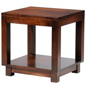 Urbana Amish End Table