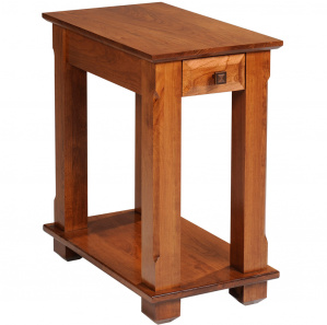 Hampton Amish Chairside Table