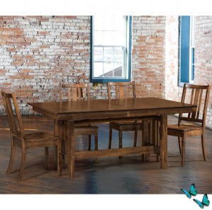 Adams Ave. Amish Dining Room Set