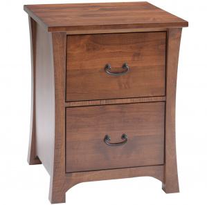 Woodbury Amish File Cabinet
