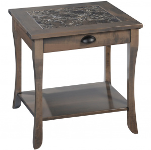 Regal Cambria Amish End Table
