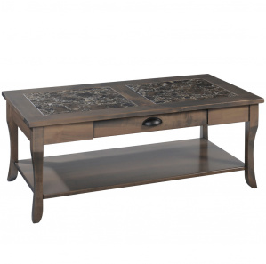 Regal Cambria Amish Coffee Table