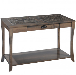 Regal Cambria Amish Sofa Table