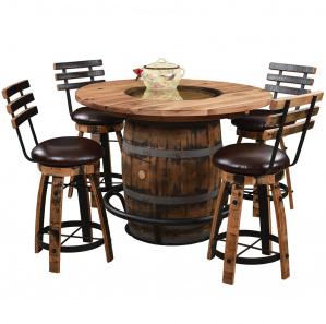 Olde Tavern Amish Pub Table Set