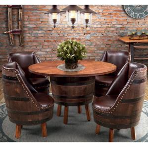 King's Inn Amish Dining Room Set