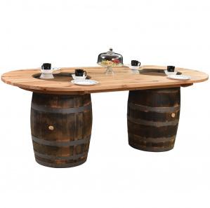 King's Inn Double Barrel Amish Table