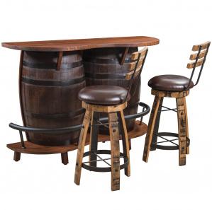 King's Inn Double Barrel Amish Bar