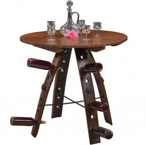 Hart & Hare Amish Pub Table
