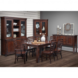 Hartmore Amish Dining Room Set