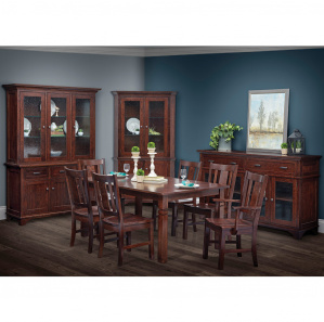 Ridgemont Amish Dining Room Set