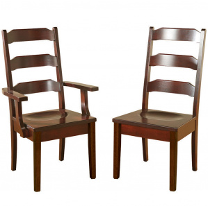 Ashville Amish Dining Chairs