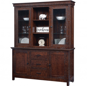 Hartmore Buffet with Amish Hutch Option