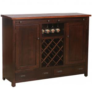 Cutler Amish Wine Cabinet