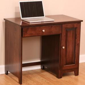 Linden Laptop Amish Desk
