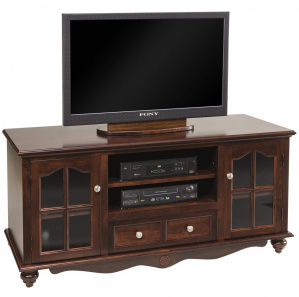 Barrymore Amish TV Cabinet