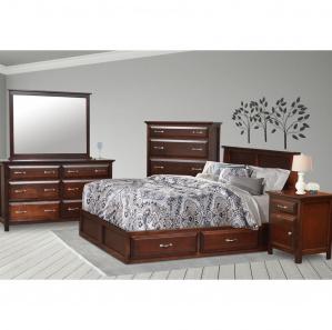 Sullivan Amish Bedroom Furniture Set
