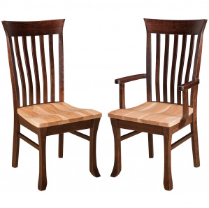 Valarie Amish Dining Chairs