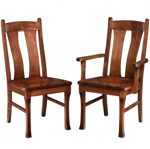Cresson Amish Dining Chairs