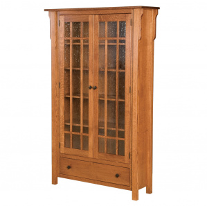 Glen Grove Amish Bookcase