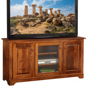 Gramercy Amish TV Cabinet