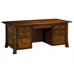 Olde Century Executive Amish Desk