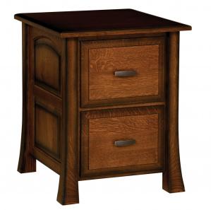 Olde Century Amish File Cabinet