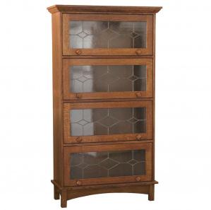 Norwood Barrister Amish Bookcase