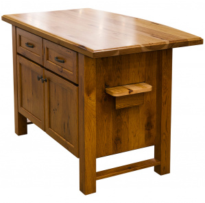 Laurie's Special Amish Kitchen Island