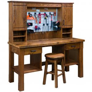 Murphy Amish Desk Workbench