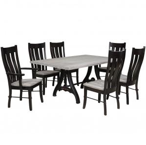 Carla Amish Dining Room Set