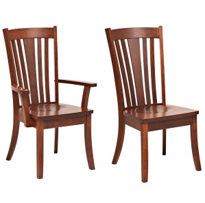 Madison Amish Dining Chairs
