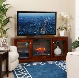 Timbercreek Fireplace TV Cabinet