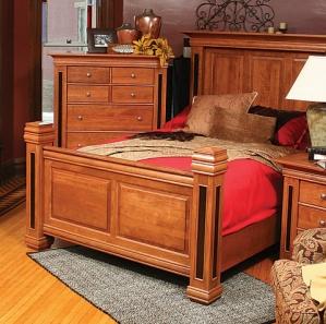 Timber Ridge Amish Bedroom Set