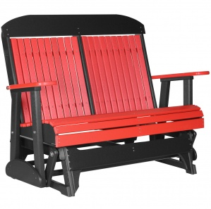 Garden Glen Poly Amish Porch Glider 4