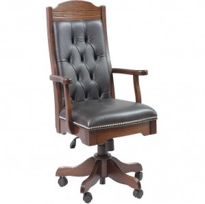 Starr Executive Amish Desk Chair