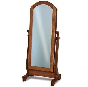 Fontaine Beveled Jewelry Mirror