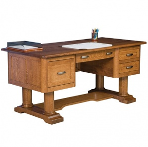 Courtland Amish Desk