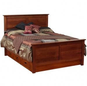 Cicero Amish Bed