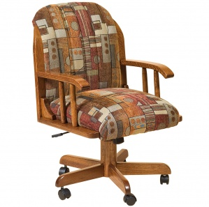 Delray Amish Desk Chair